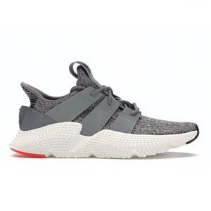 ADIDAS Prophere Black Red Sneakers Size 7